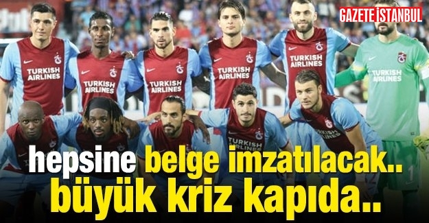 Trabzonspor'a Mali Fair Play şoku!