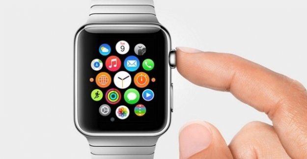 Apple Watch'tan Türkçe güncelleme