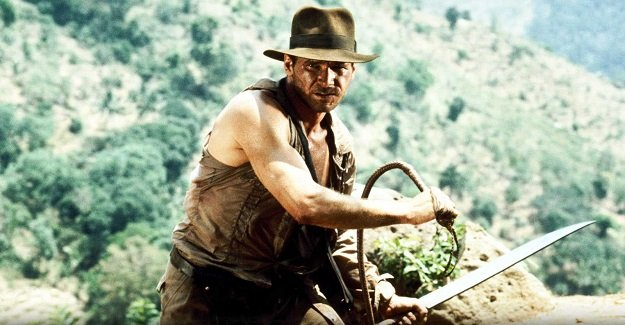 Indiana Jones James Bond'u alt etti