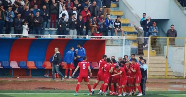 Silivrispor Play-off'ta