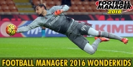 Football Manager 2016 Wonderkid Listesi