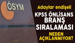 Adaylar çıldırdı - KPSS Önlisans...