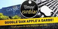 Google'dan Apple'a darbe!