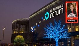 Marmara Forum'da the end!