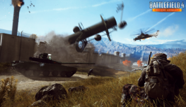 Electronic Arts'tan bomba: Battlefield 4: Second Assult bedava