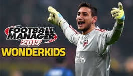 Football Manager 2017 Wonderkid Listesi