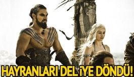 Khal Drogo Game of Thrones'a geri mi dönüyor?