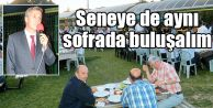 Seneye de aynı sofrada buluşalım