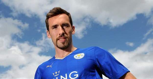 Christian Fuchs Leicester City'de
