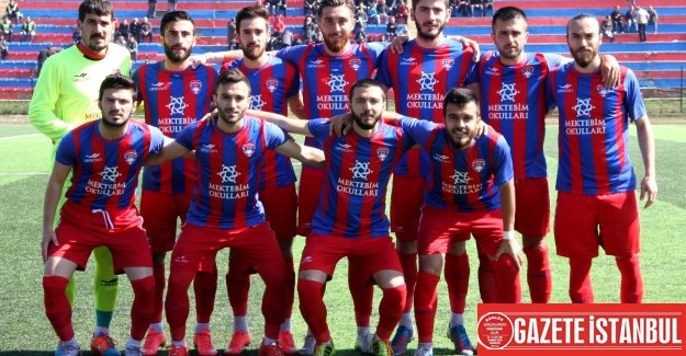 Silivrispor'un Play-Off inadı