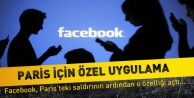 Facebook'tan Paris uygulaması