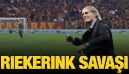 Riekerink savaşı!